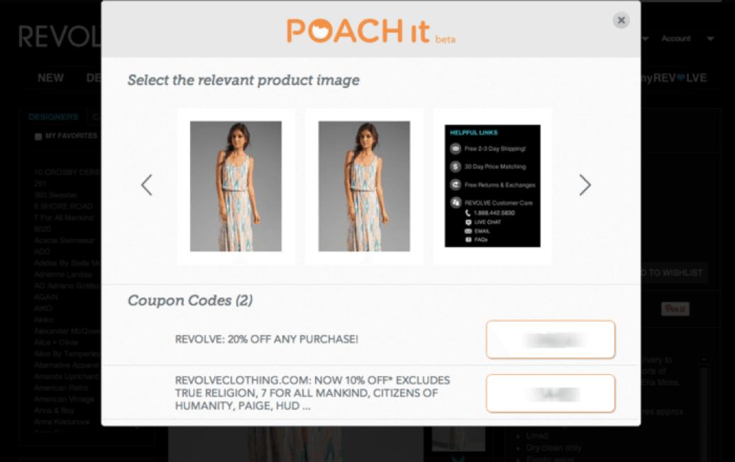 Poachit screenshot