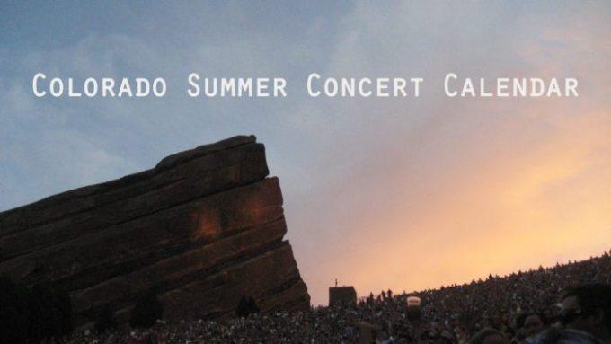 Colorado Summer Concert