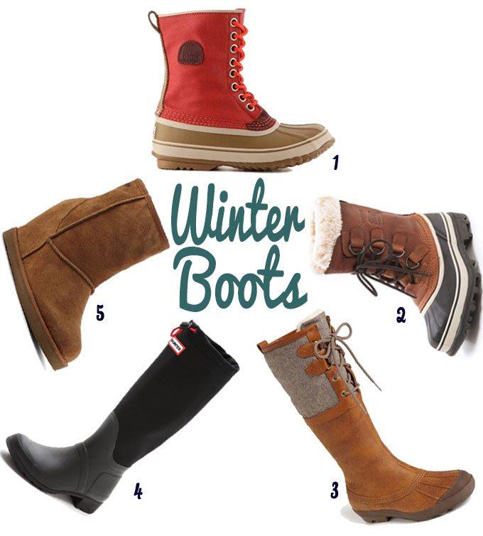 Winter Boots | Blue Mountain Belle