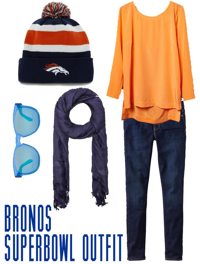 Broncos Superbowl Outfit | Blue Mountain Belle