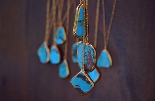 LuxeDivine Jewelry | Blue Mountain Belle