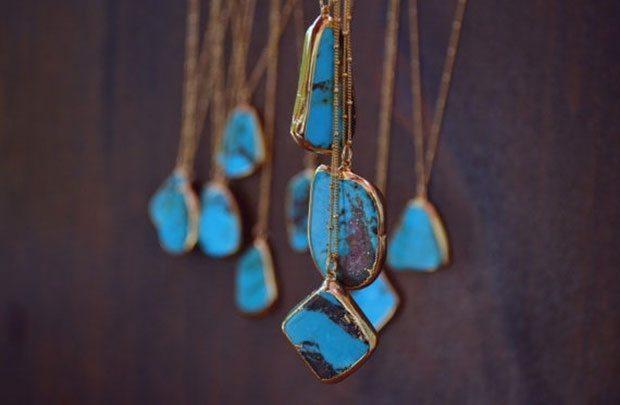LuxeDivine Jewelry | Blue Mountain Belle