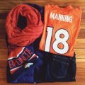 Denver Broncos Game Day Outfit