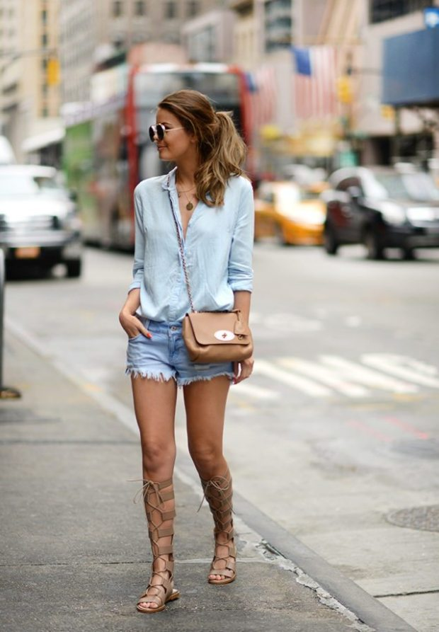 The Best Gladiator Sandals (Annetta Haga) | Blue Mou