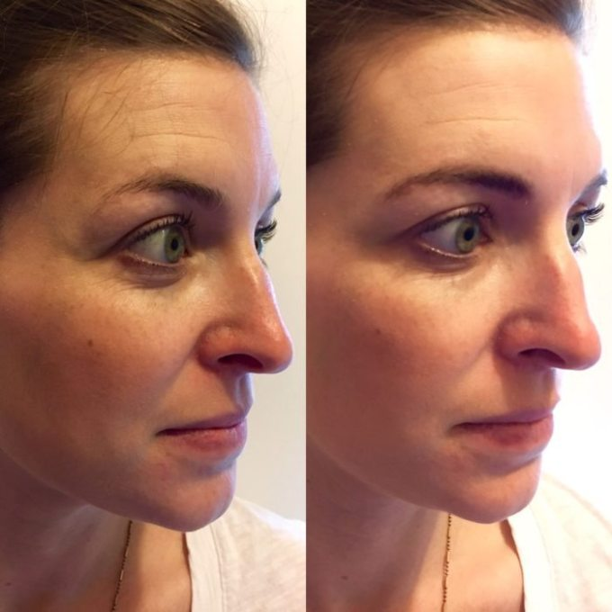 Before and After with Maybelline EYESTUDIO® BROW DRAMA® POMADE CRAYON