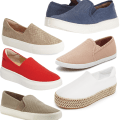 slip on sneakers for spring