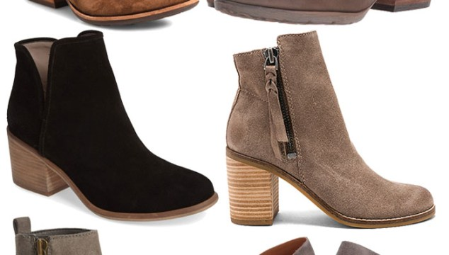 8 Bootie Styles for Fall