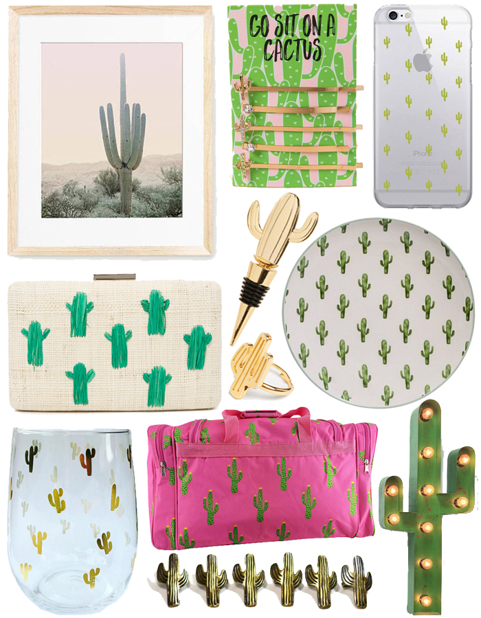 11 Gifts For The Cactus Lover