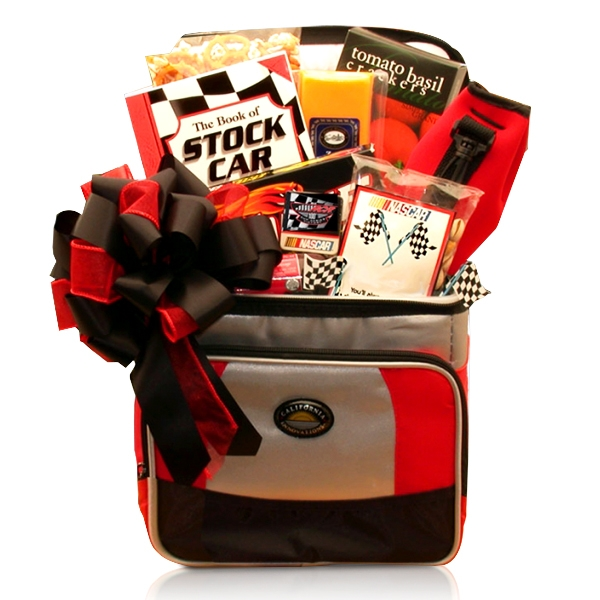 Crazy For Stock Car Racing All About Gifts Amp Baskets