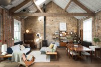 Rustic Loft Showroom Near Angel | Storefront