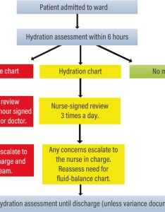 Hydration pathway also assessing and documenting fluid balance rh journals rcni