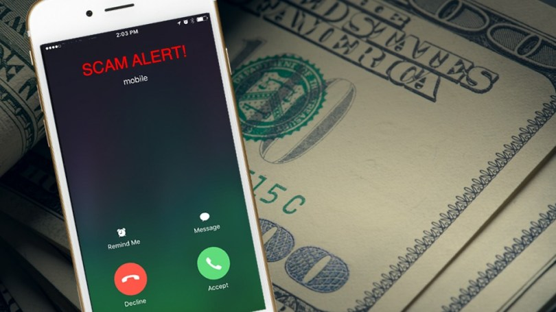 scam, 44.6% of calls to mobile phones will be scam calls in 2019, Pitch.Link, Pitch.Link