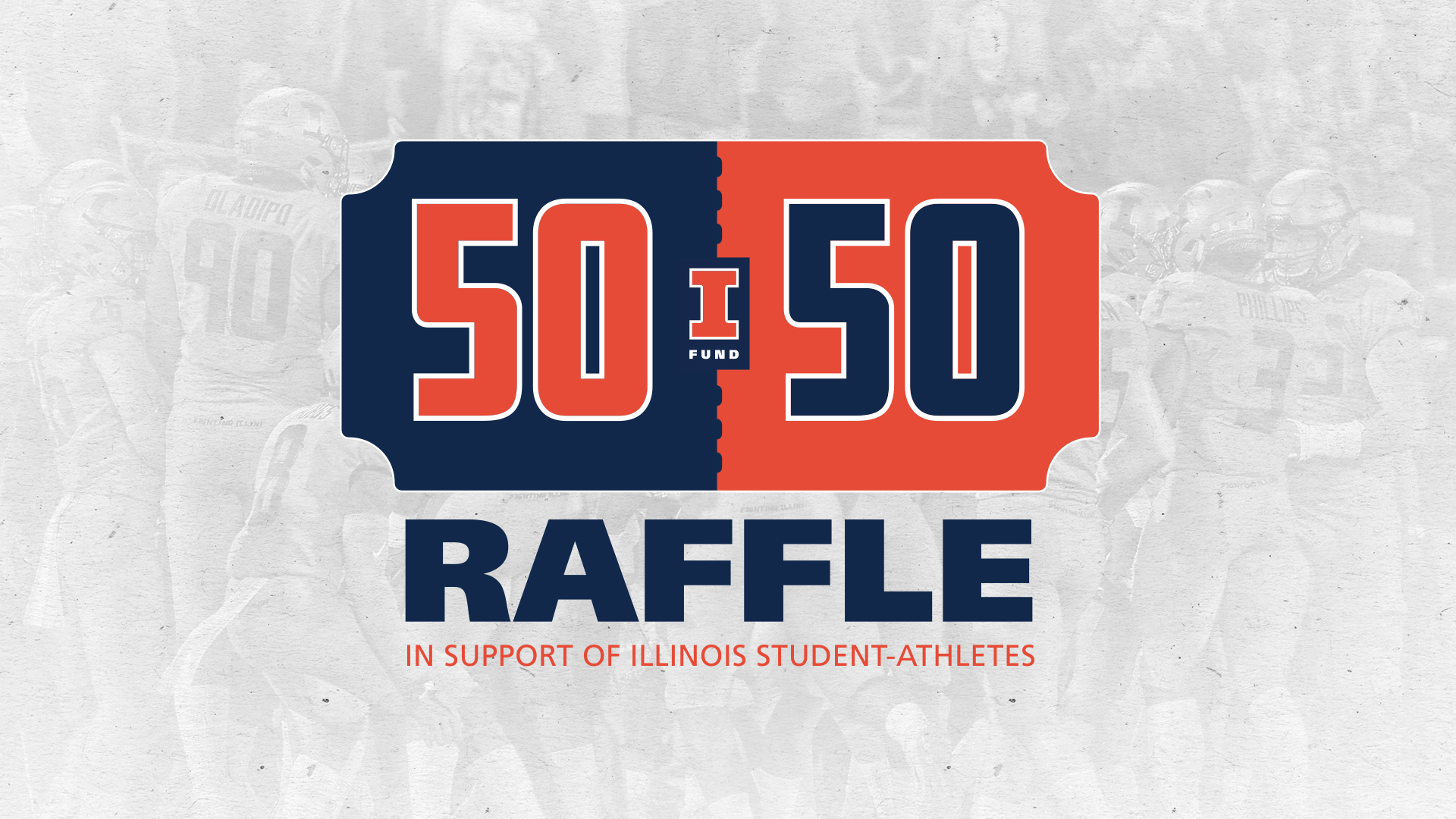 50*50 Illini 50/50 Raffle - University Of Illinois Athletics