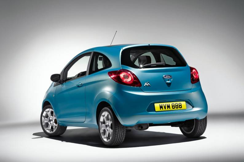 Ford Ka  Small Is Beautiful Review  Car Review  Rac Drive