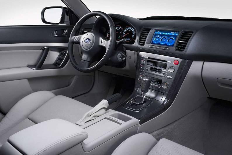 Subaru Legacy 2003 2009 Used Car Review Car Review