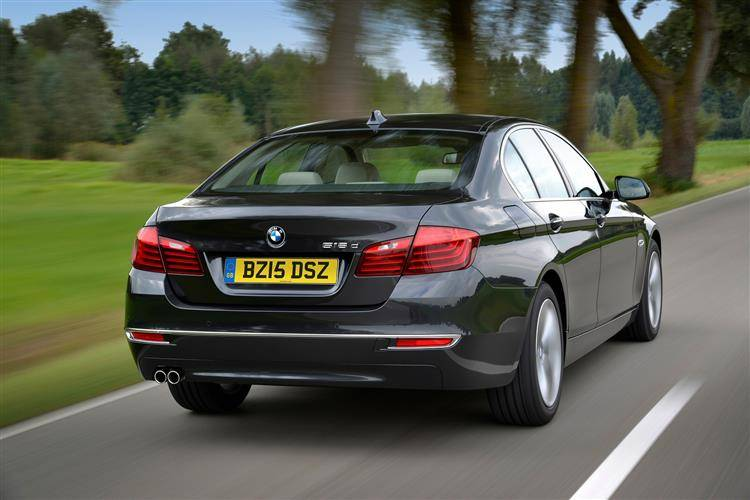BMW 5 Series 2013 2016 Used Car Review Car Review