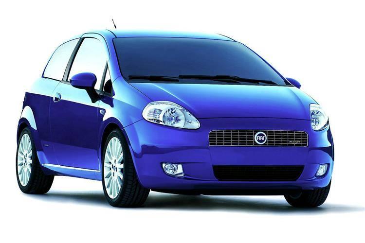 Fiat Grande Punto 2010