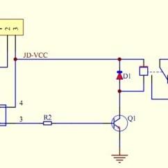 14 Pin Relay Wiring Diagram Boat Running Light Sainsmart 8 Channel Dc 5v Module For Arduino Pic Arm Dsp Avr Msp430 Ttl Logic 3d Printing ...