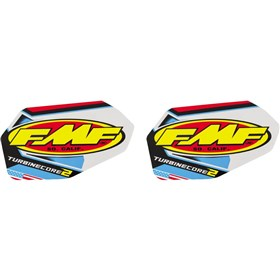 fmf racing turbinecore 2 replacement exhaust decal