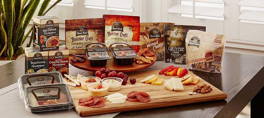 Boars Head Showcases its New Premium Snack Line Deli