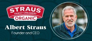Image result for Albert Straus, Straus Family Creamery