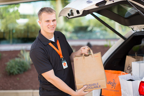Walmart And Deliv Terminate Grocery Delivery Agreement