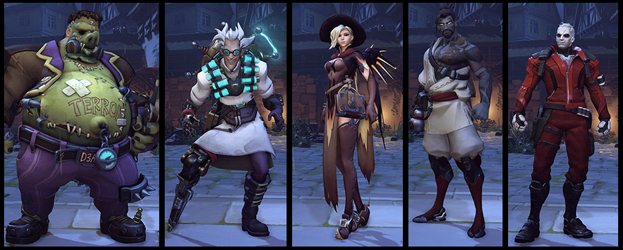 Overwatch Halloween Terror Event 2017 What Do Fans Expect