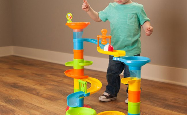 Roll Bounce Tower Best Baby Toys Gifts For Ages 1 To 3