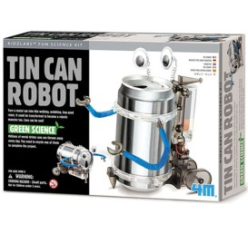 tin can cheap robots for kids