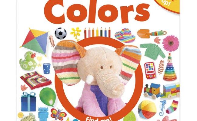 Little Hide And Seek Colors Fat Brain Toys