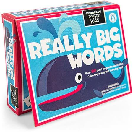 Really Big Words toy for kids