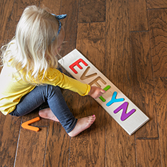 personalized name puzzle best