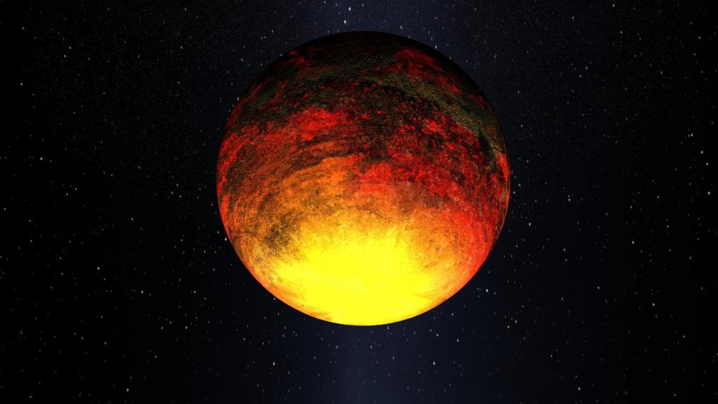 La misión Kepler de la NASA confirmó el descubrimiento de su primer planeta rocoso, llamado Kepler-10b.  Medición de 1,4 veces el tamaño de la Tierra, es el planeta más pequeño jamás descubierto fuera de nuestro sistema solar.