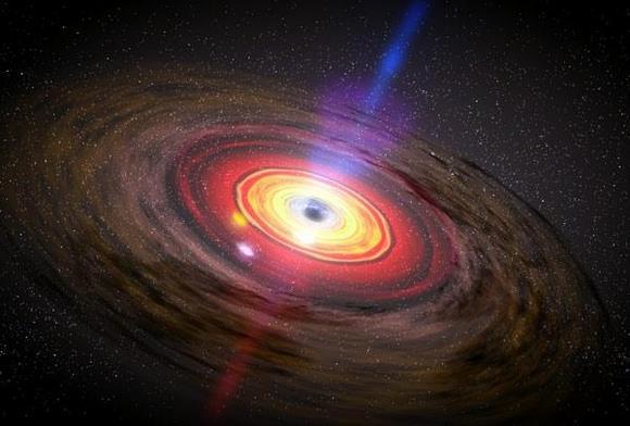¿Dónde está el agujero Negro más cercano