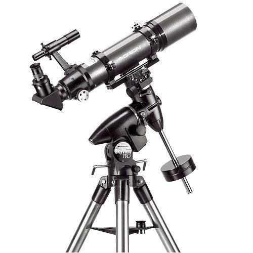 Optical Telescope Drawing