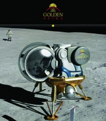 Concepto de Golden Spike Co. lunar lander