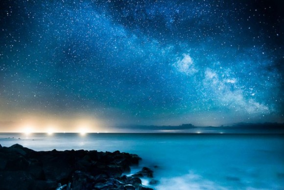 Tropical Ocean 3d Live Wallpaper Milky Way Blue 580x388 Jpg