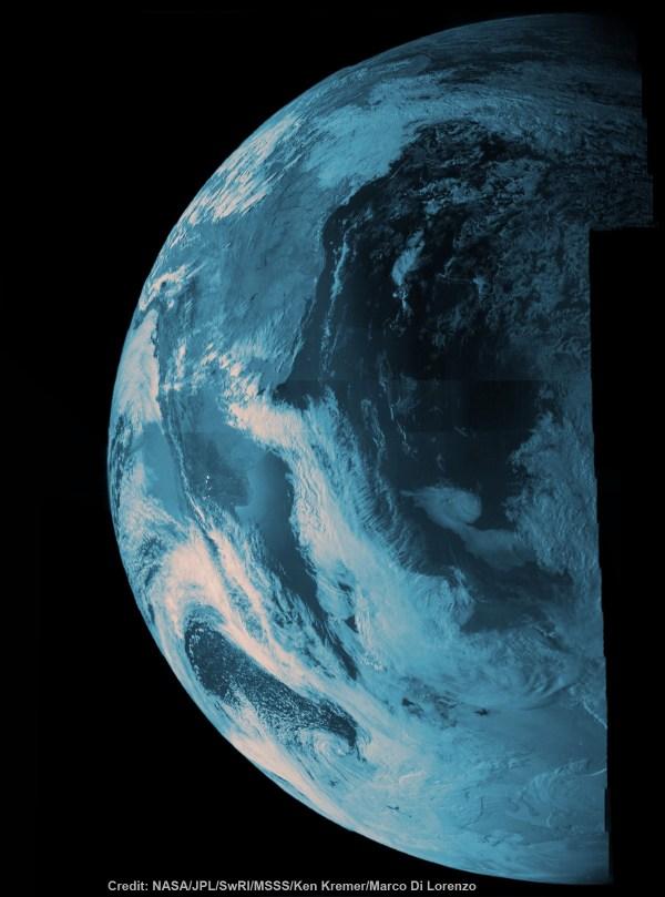 NASA Juno Jupiterimages