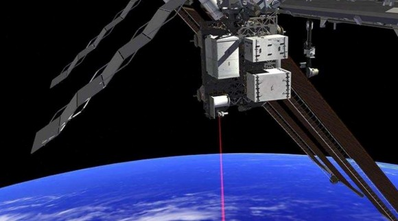 Optical PAyload for Lasercomm Science (OPALS) Flight System, the first laser communication from space. Credit: NASA/JPL-Caltech.