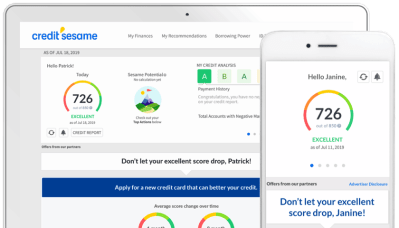 Get Your Free Credit Score - No Credit Card Required