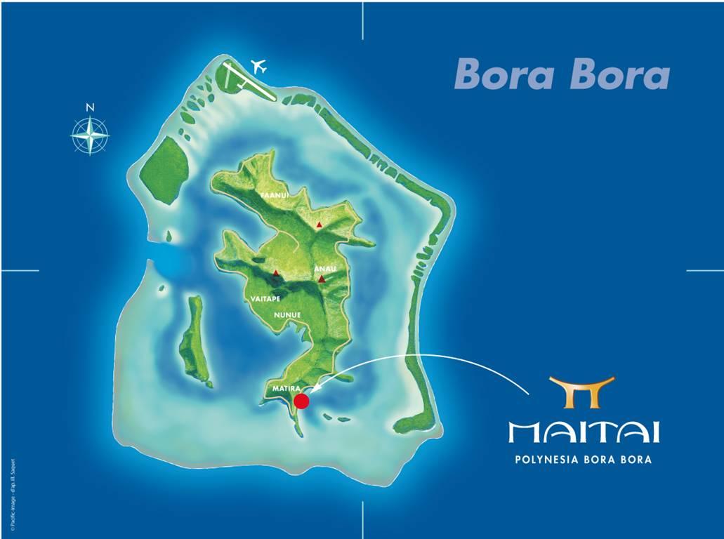 Our Bora Bora French Polynesia Location Maitai Bora Bora French Polynesia Hotel Accommodation