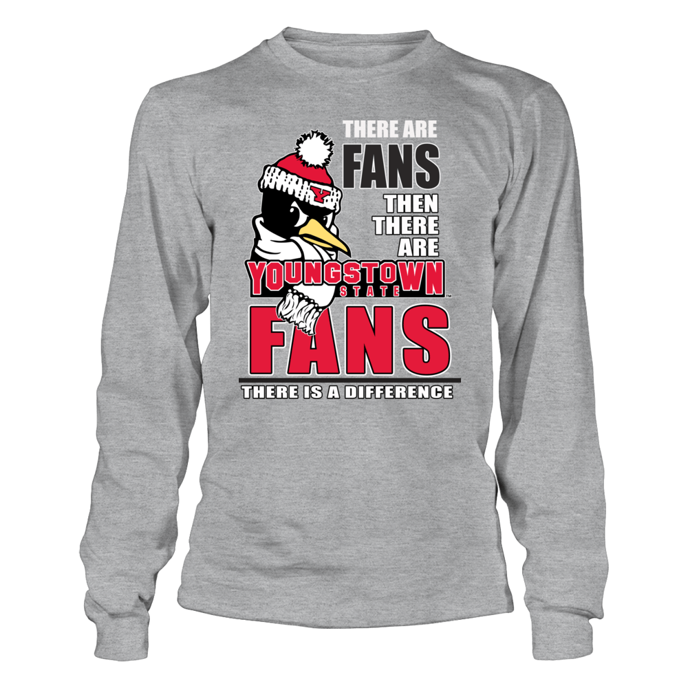Youngstown State University Athletics Store - Penquin fan shirts