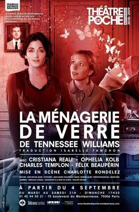 La Ménagerie De Verre Theatre : ménagerie, verre, theatre, MENAGERIE, VERRE, THEATRE, POCHE, MONTPARNASSE