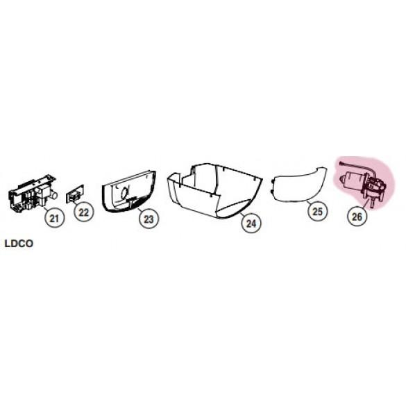 Linear LDCO Garage Door Opener Motor (With Encoder