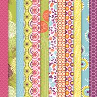 Floral District Designer Series Paper