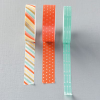 Retro Fresh This And That Washi Tape
