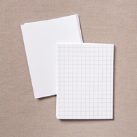 "Project Life 4"" X 3"" Grid Cards"