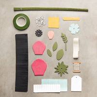 Build A Bouquet Project Kit