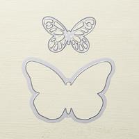 Bold Butterfly Framelits Dies