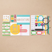 This Is The Life Project Life Accessory Pack